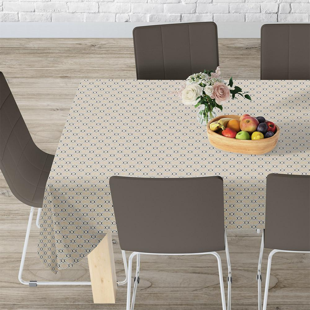 LINO ΤΡΑΠΕΖΟΜΑΝΤΗΛΟ LAERTES 101 BEIGE 140X180