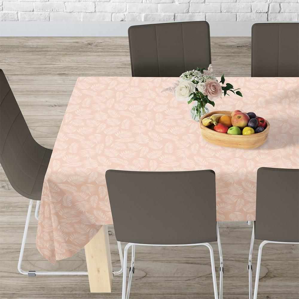 LINO ΤΡΑΠΕΖΟΜΑΝΤΗΛΟ FRIG 301 PINK 140X140