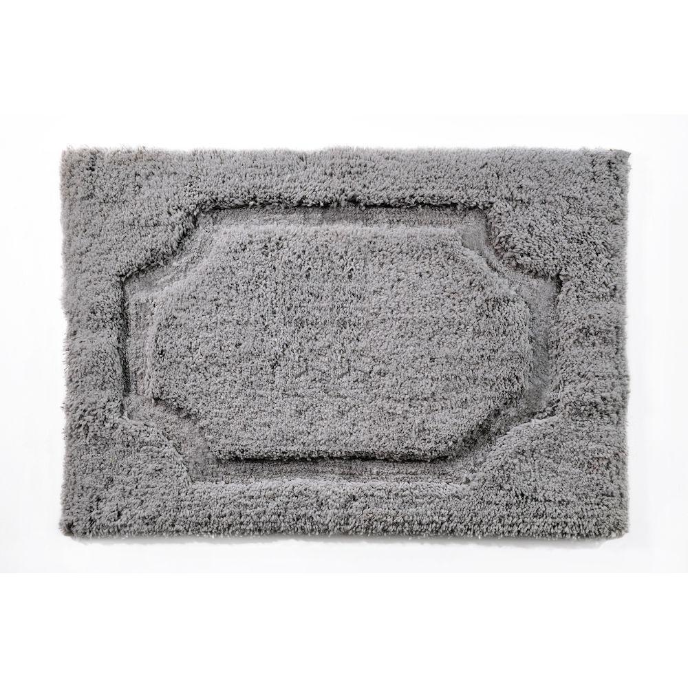 Down Town Πατάκι Verona 70×160 Grey