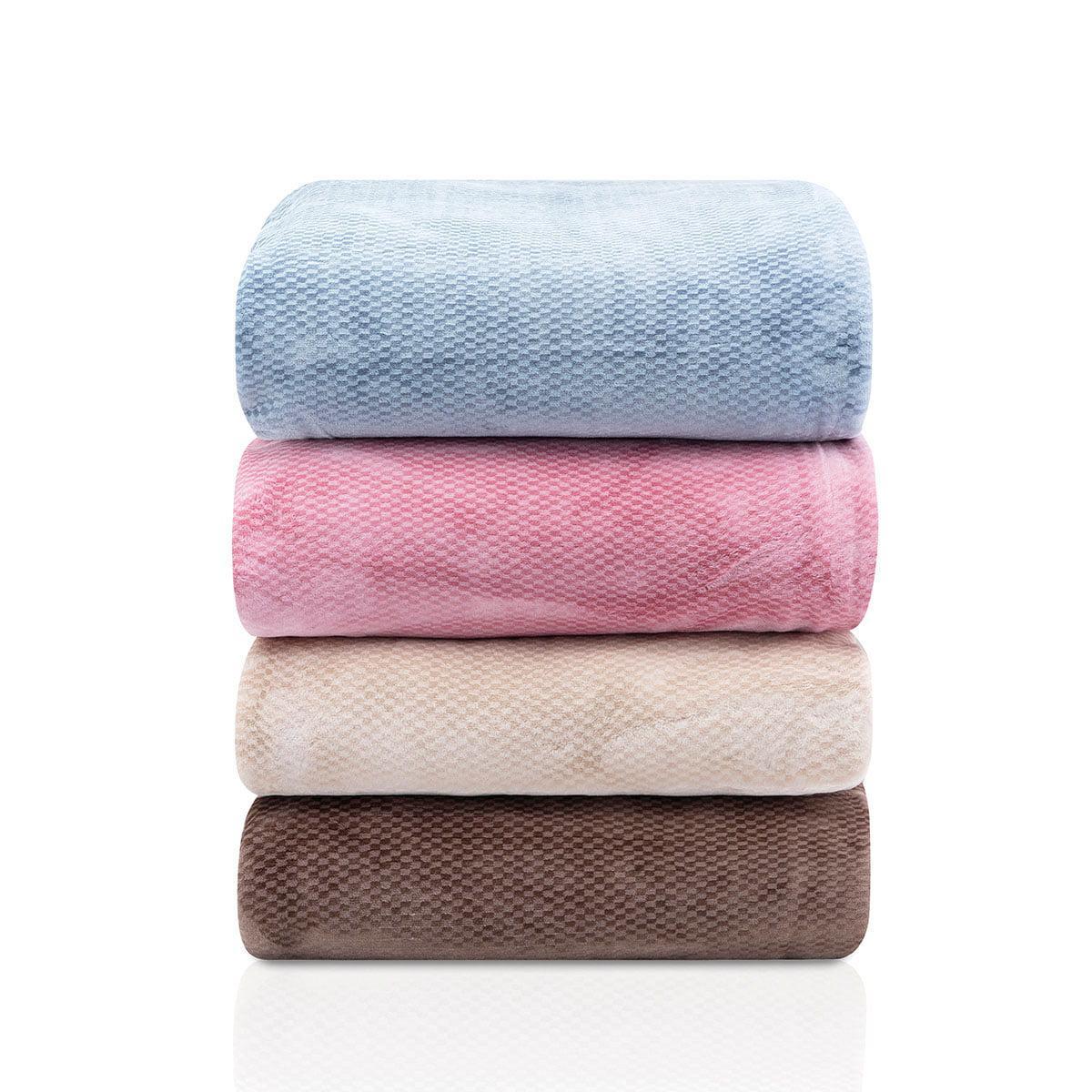 Κουβέρτα μονόχρωμη υπέρδιπλη Art 1060 σε 4 αποχρώσεις 220×240 Amethyst Beauty Home