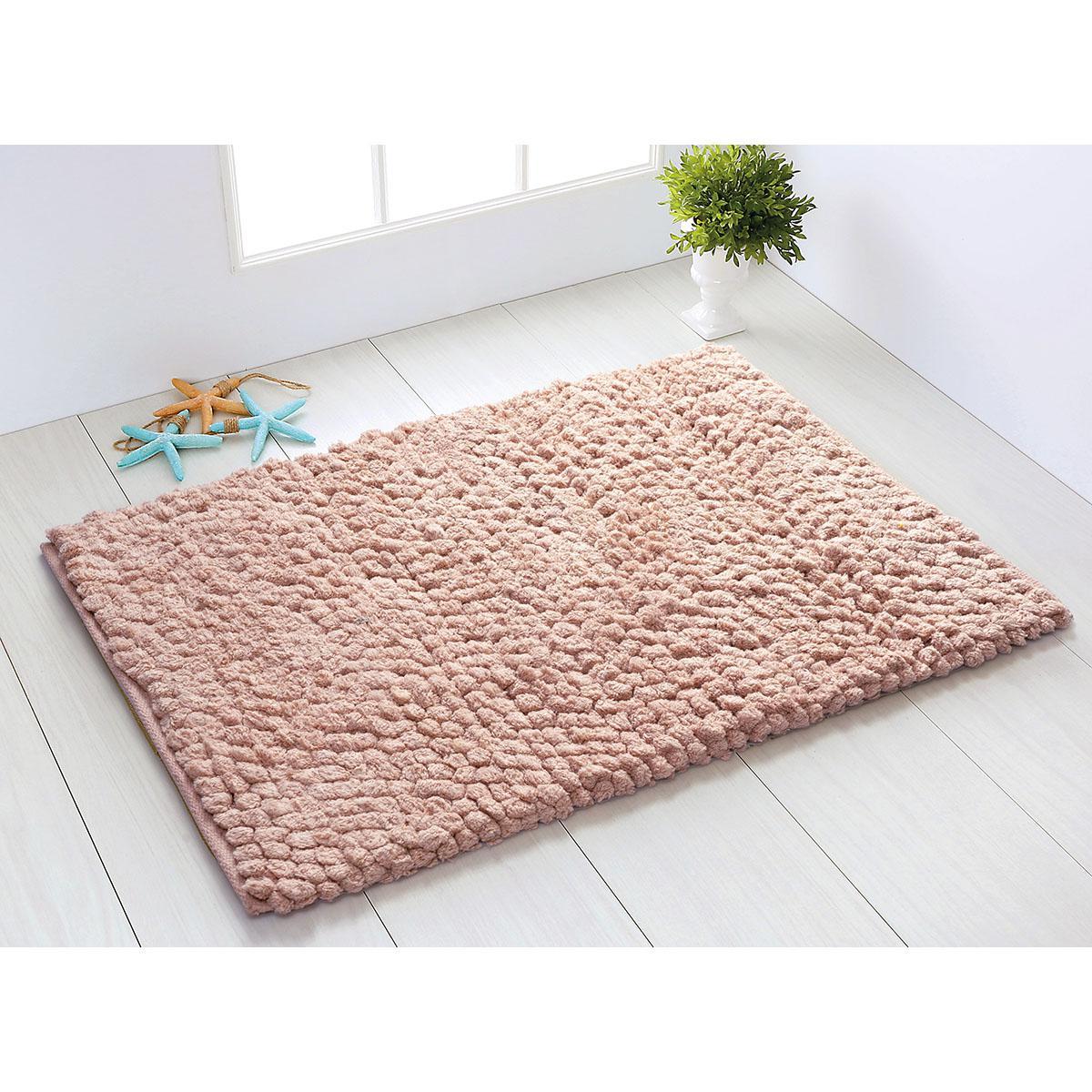 Ταπέτο μπάνιου Art 3283 60×90 Ροζ Beauty Home