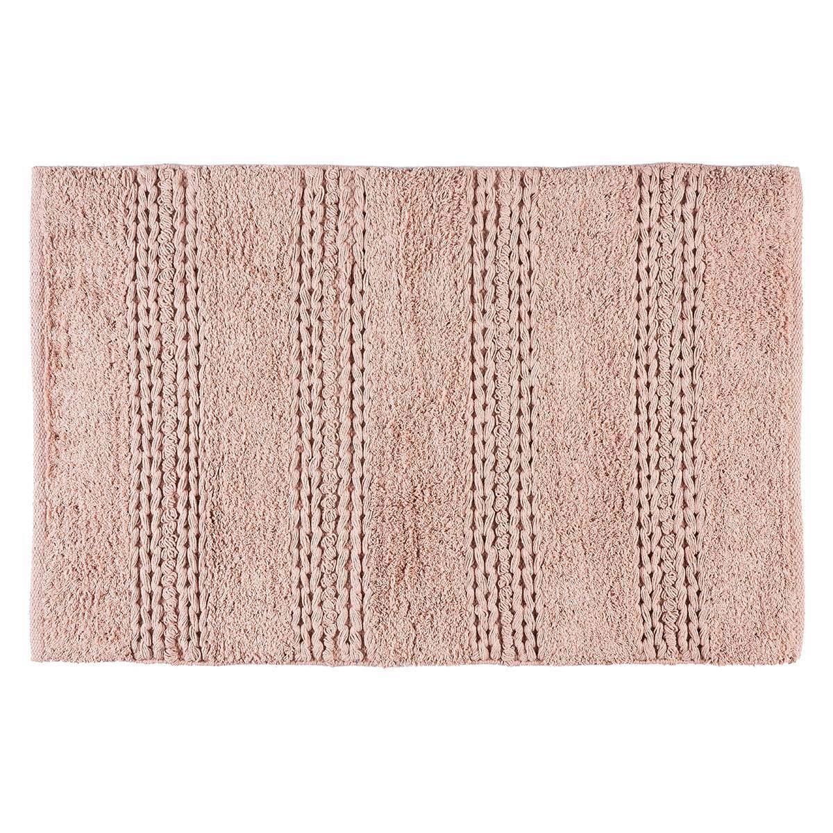 Ταπέτο μπάνιου Art 3290 60×90 Ροζ Beauty Home