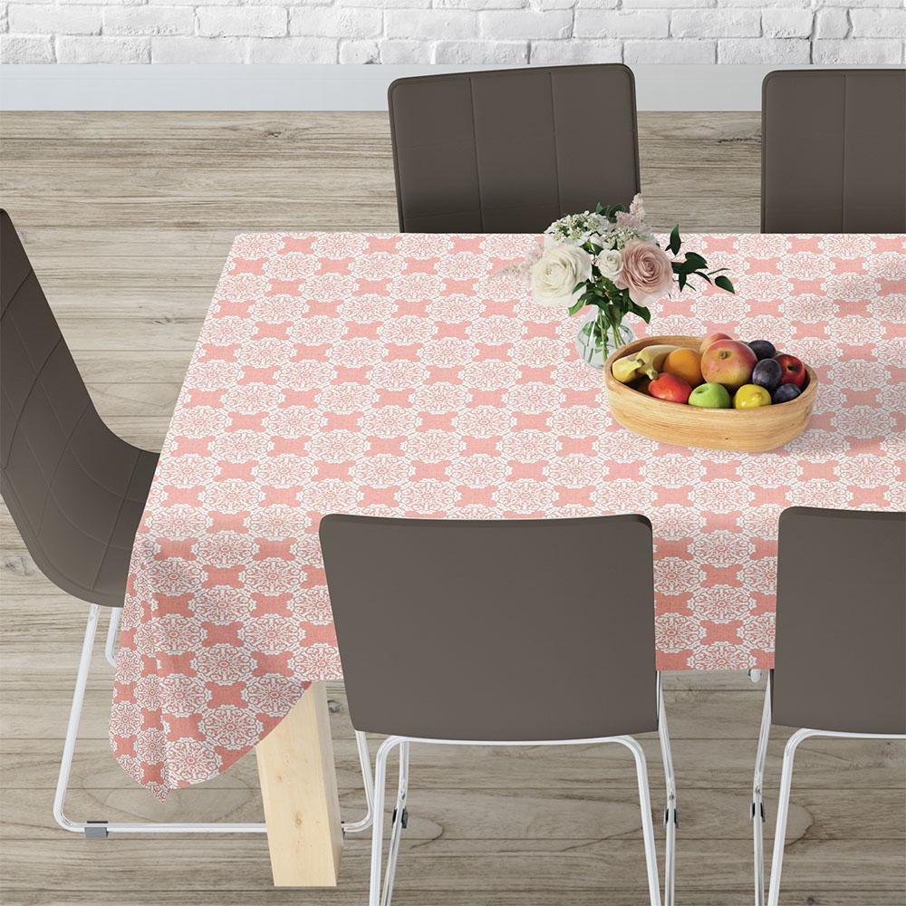 LINO ΤΡΑΠΕΖΟΜΑΝΤΗΛΟ NORMAN 301 PINK 140X180