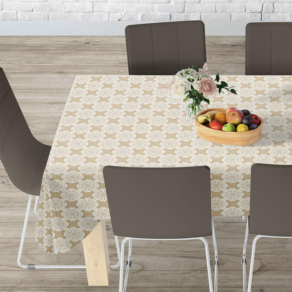 LINO ΤΡΑΠΕΖΟΜΑΝΤΗΛΟ NORMAN 101 BEIGE 140X230
