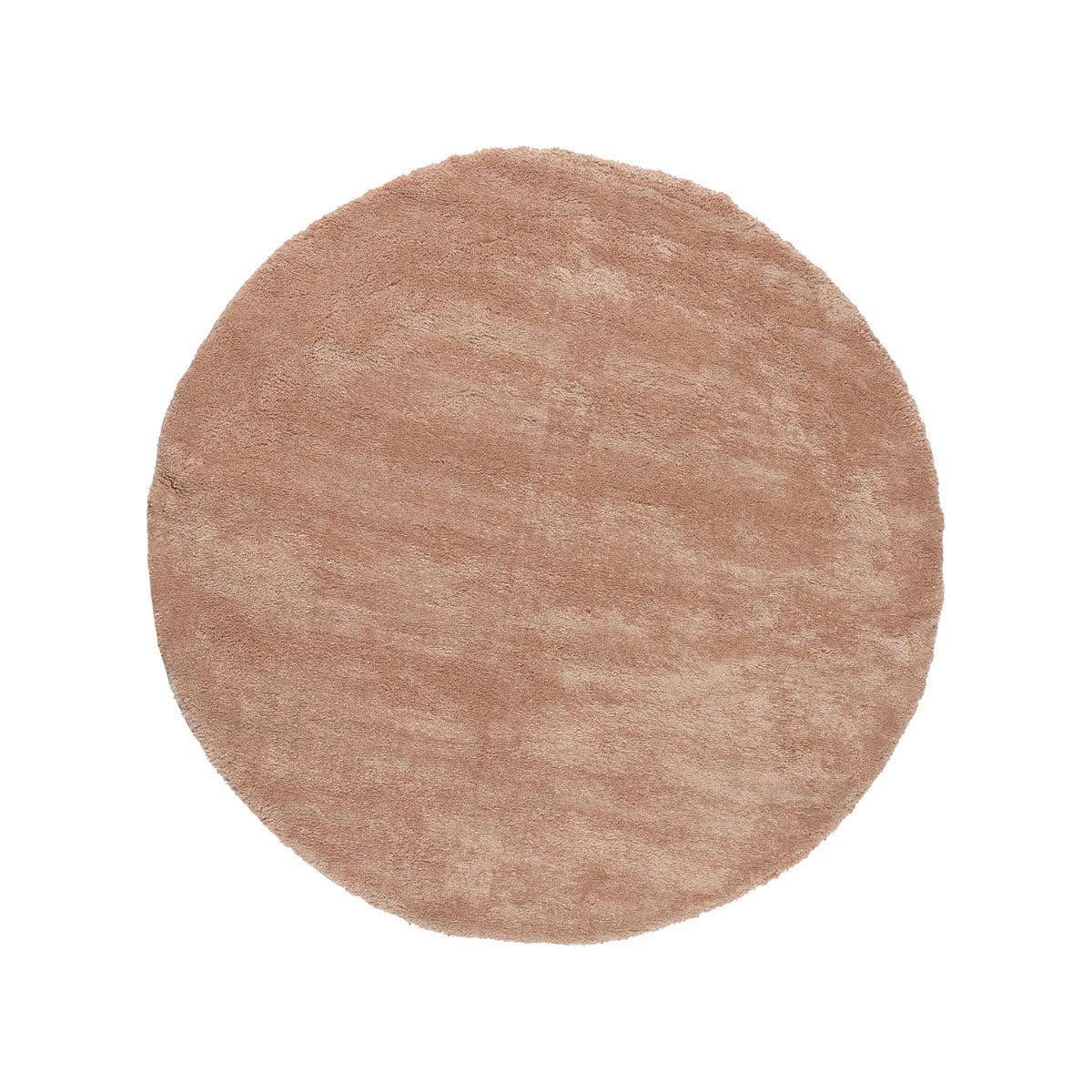 Ροτόντα 133×133 Fluffie Art 9610 Pink Ροζ Beauty Home