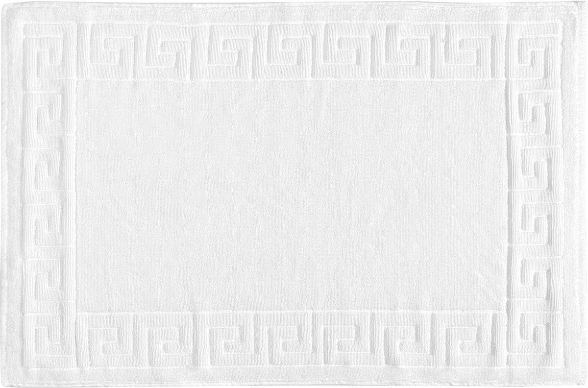 Ταπέτο μπάνιου Neron μαίανδρος 50×75 Λευκό Beauty Home
