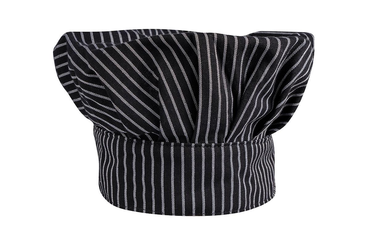 Επαγγελματικό Καπέλο Virtu Μαύρο,Λευκό Beauty Home