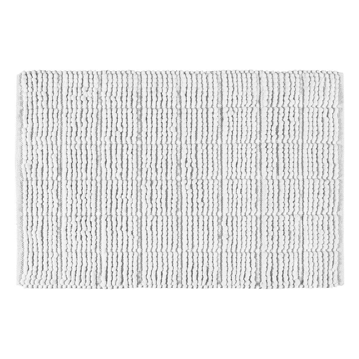 Ταπέτο μπάνιου Art 3332 60×90 Λευκό Beauty Home